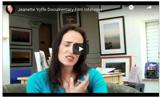 Jeanette Yoffe Documentary Film Interview