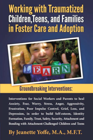 book cover Groundbreaking Interventions featuring photo of young boy holding letter blocks spelling LEARN