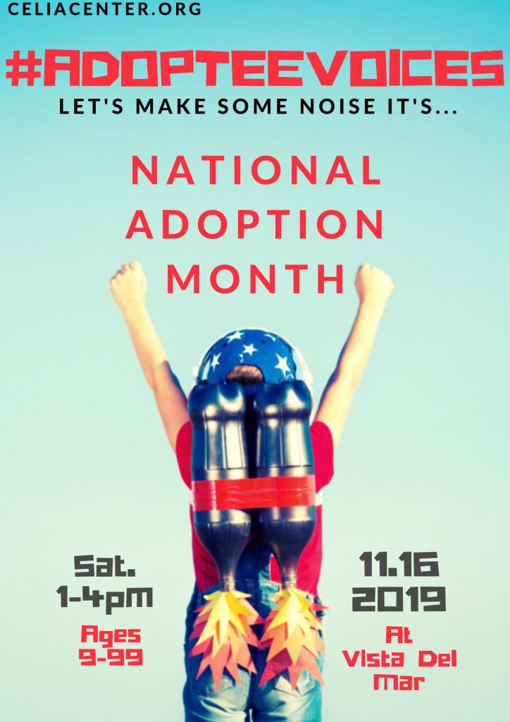 #AdopteeVoices SPEAK UP