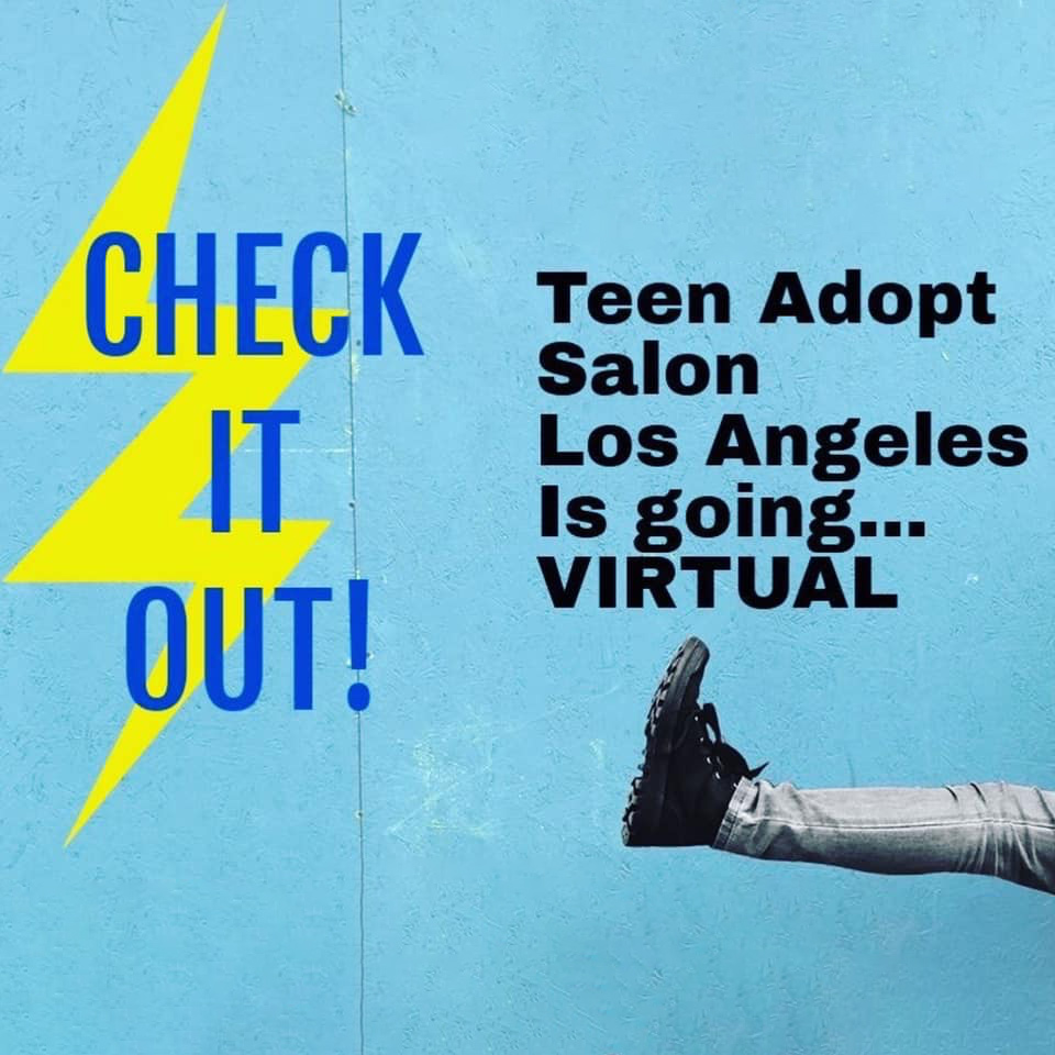 Teen Adopt Salon Los Angeles is going Virtual